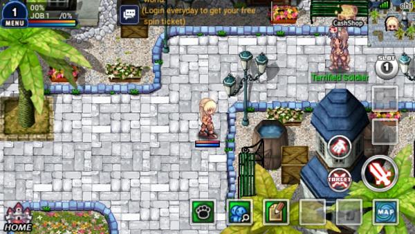 10 лучших игр ММО для Android