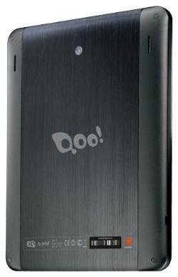 Планшетный компьютер 3Q LC0804B под управлением Android 4