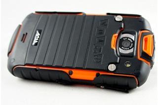 AGM Rock V5 – Android смартфон в танковой броне