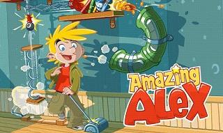 Обзор игры на платформу Андроид - Amazing Alex