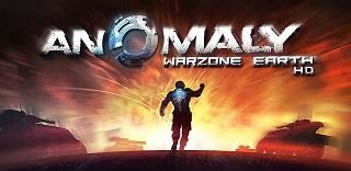 Обзор игры на платформу Андроид - Anomaly Warzone Earth HD