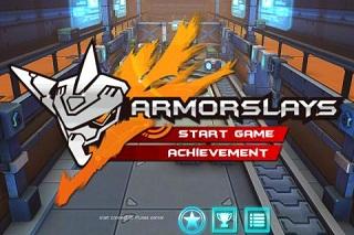 Обзор игры на платформу Андроид - Armorslays