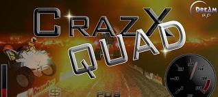 Обзор игры на OS Android - CrazXQuad