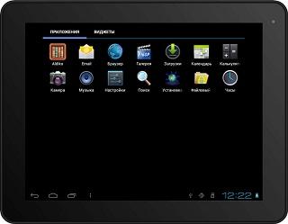 Обзор нового планшета Digma iDs10