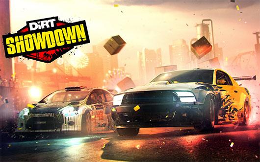DiRT Showdown – сломайте все