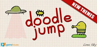 Обзор игры на OS Android - Doodle Jump