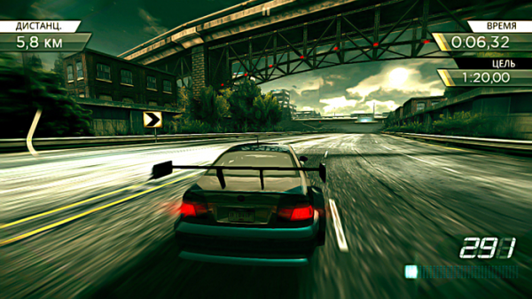 Скачать NFS Most Wanted Android