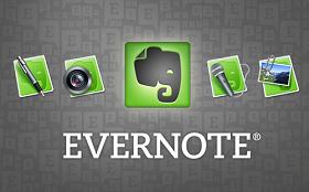 Новый Evernote для OS Android (версия 4.1).