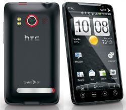 Обзор смартфона HTC EVO 4G