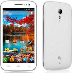 Fly IQ451 Vista – недорогой и функциональный смартфон
