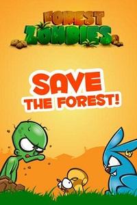 Обзор игры на платформу Андроид - Forest Zombie