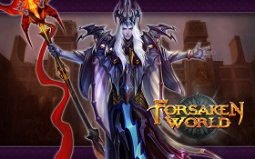 Онлайн mmorpg Forsaken World