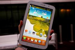 На выставке MWC-2013 компания Samsung покажет новый Galaxy Note 8.0