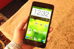 Новый смартфон Grand Memo от ZTE с 5,7-дюймовым дисплеем