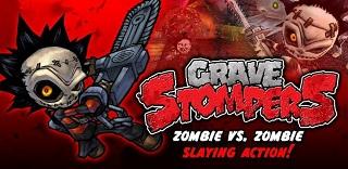 Обзор игры на платформу Андроид - GraveStompers