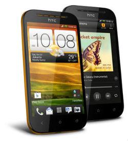Обзор смартфона с двумя сим-картами HTC Desire SV