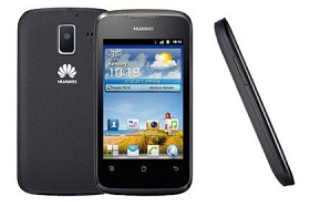 Бюджетный смартфон Huawei Ascend Y 200