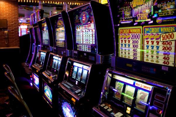 Игровые автоматы — полное описание