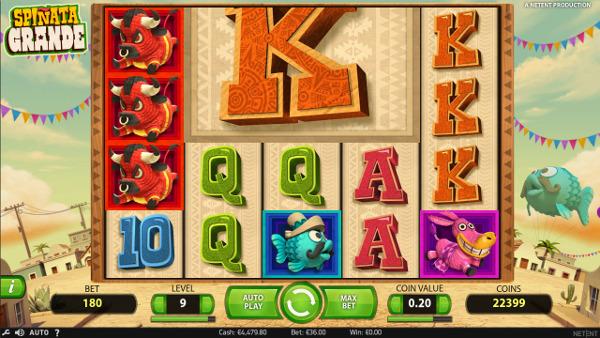 Игровой автомат Spinata Grande - в слоты онлайн казино GMS Deluxe регулярно выиграй