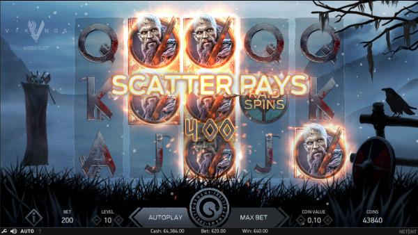 Игровой автомат Vikings - в казино Император играть онлайн