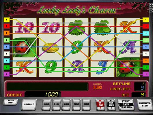 Игровой автомат Леди Удача - https://slot-luckyladyscharm.net