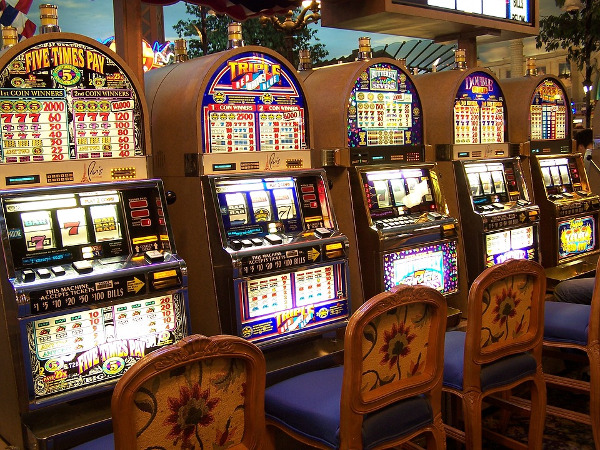 Игровые автоматы и теория вероятностей