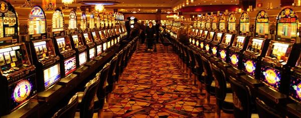 Игровые автоматы с точки зрения теории вероятности
