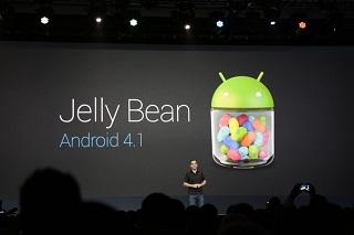 Android 4.1 Jelly Bean – эволюция «андроидов»