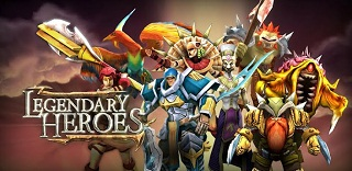 Обзор игры на платформу Андроид - Legendary Heroes