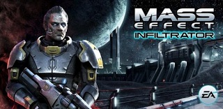 Обзор игры на платформу Андроид - Mass Effect: Infiltrator