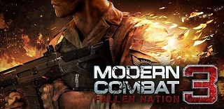 Обзор игры на платформу Андроид - Modern Combat 3 Fallen Nation