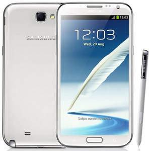 Некоторые новости о Galaxy Note II