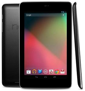 ASUS отвергает присутствие у Google Nexus 7 недостатков с экраном.