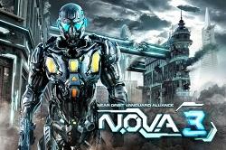 Описание игры N.O.V.A 3 - Near orbit