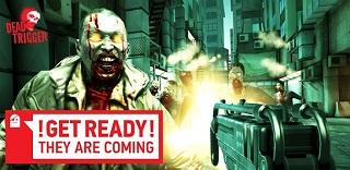 Обзор игры на платформу Андроид - Dead Trigger
