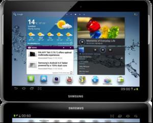 Обзор планшета Samsung Galaxy Note 10.1 N8000 16Gb