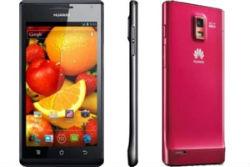 Обзор смартфона Huawei Ascend P1 S