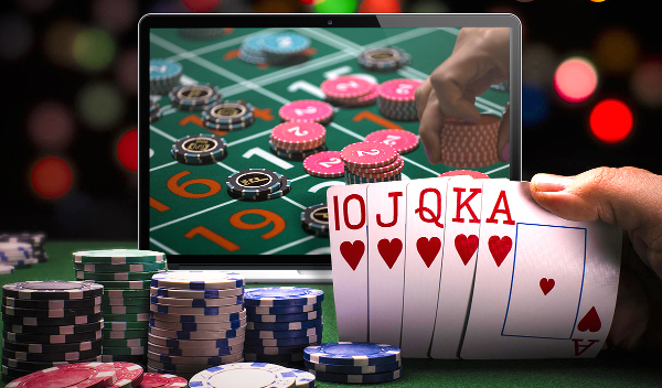 Онлайн казино - развлечение и выигрыши