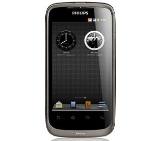 В России будет живучий Philips Xenium на Android