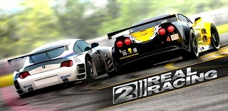 Обзор игры на OS Android - Real Racing 2
