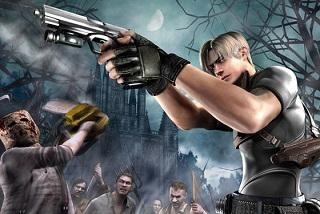 Обзор игры на платформу Андроид - Resident Evil 4
