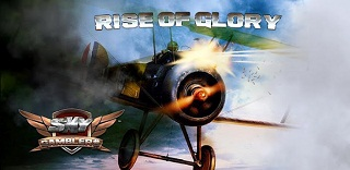 Обзор игры на OS Android - Sky Gamblers: Rise of Glory