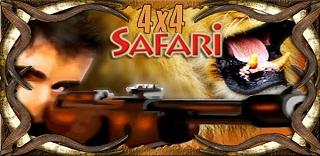 Обзор игры на OS Android - 4x4 Safari