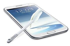 Samsung Galaxy Note-2 оборудуют «гибким экраном»