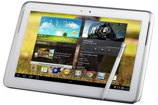 Анонс планшета под OS Android - GALAXY Note 10.1