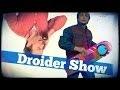 Droider Show #130. О бородатой руке и летающей доске!