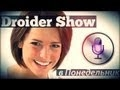 Droider Show #27. Siri заговорит по-русски