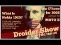 Droider Show #99 Сезон утечек!