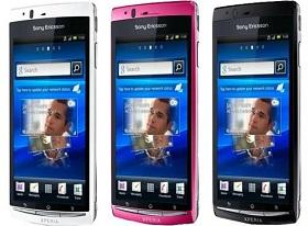 Sony Ericsson Xperia arc S LT18i Gloss